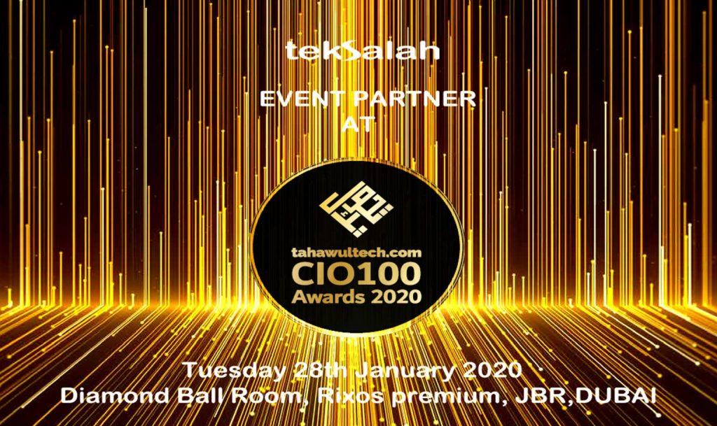 CIO 100 Awards 2020